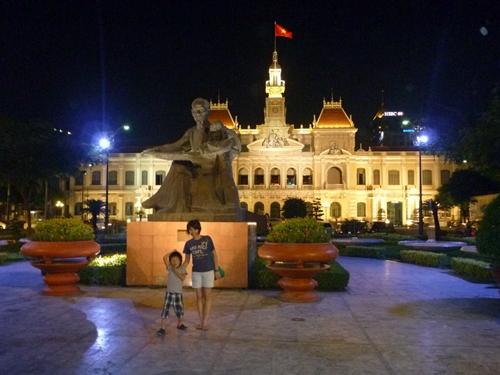 統一会堂 Reunification Palace