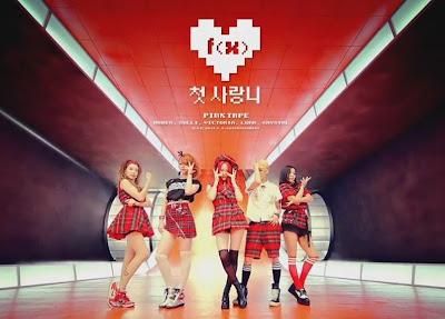 f(x) rum pum pum pum album cover  releases their MV Teaser for