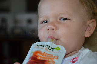 Alice LOVES Sprouts Baby & Toddler Food