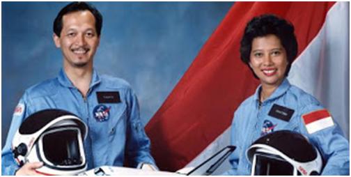 Astronot dari Indonesia yang (Hampir) Meluncur ke Antariksa