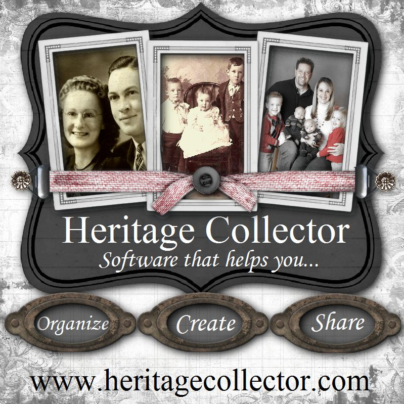 Heritage Collector Storybook