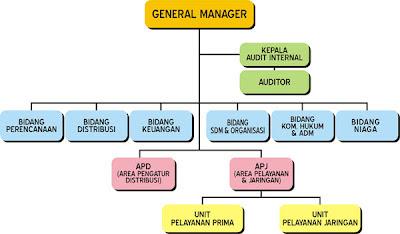 Struktur Organisasi & Contoh Perusahaan