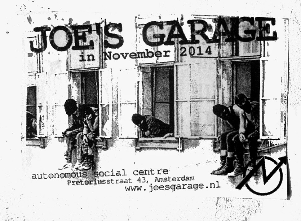 Joes Garage Amsterdam : Amsterdam the netherlands october at joe s garage