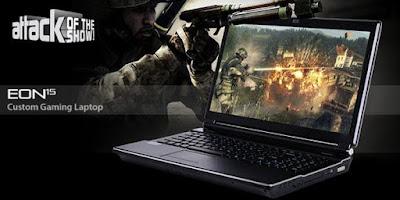 Tips Mudah Memilih Laptop Untuk Gaming