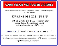 FORMAT ORDER VPC