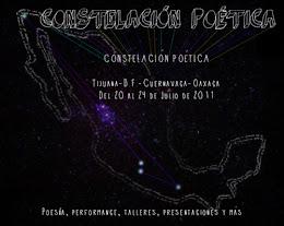 Poema-crónica de la Constelación Poética 2011