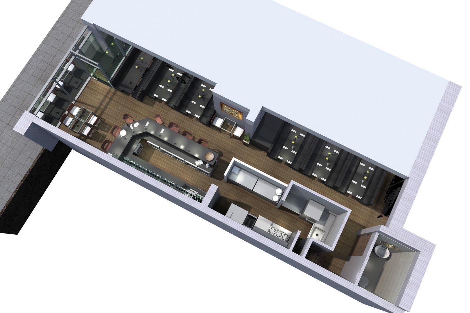designalexable bar bar brighton. Black Bedroom Furniture Sets. Home Design Ideas