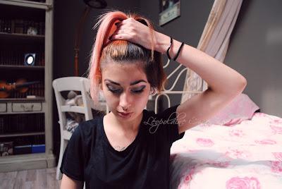 CannibaleCore le blog: Tuto coiffure : le bun sans donuts