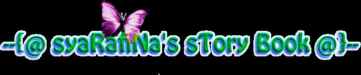 --{@ Syarafina's Story Book @}--