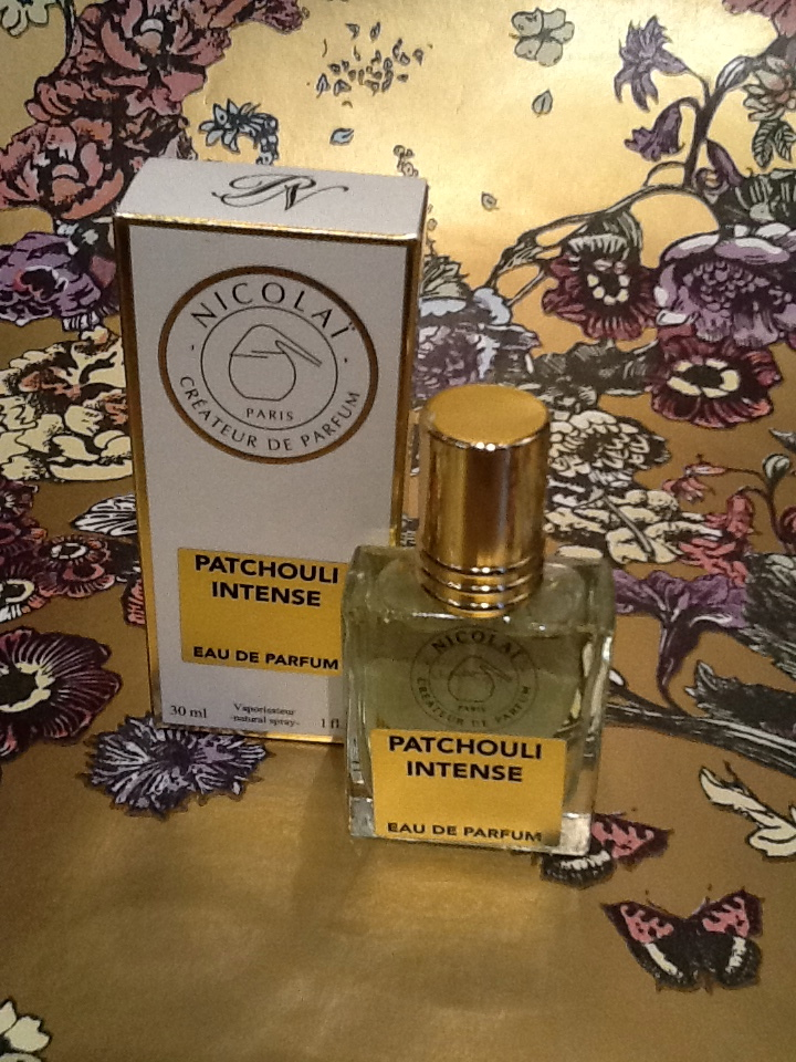Patchouli Intense . Parfums de Nicolai