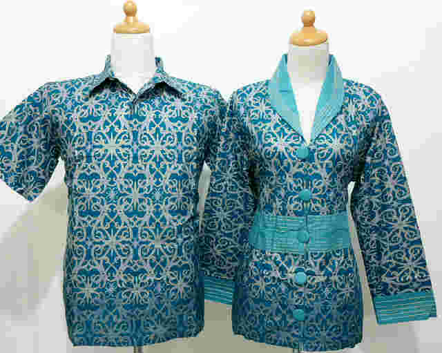 Blouse Batik Keris 6