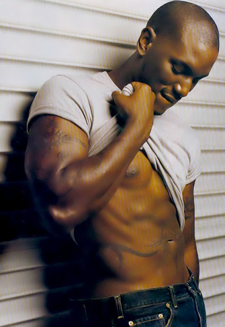 Tyrese Gibson Shirtless
