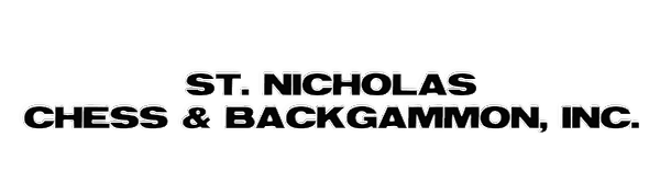 St. Nicholas Chess & Backgammon Inc.