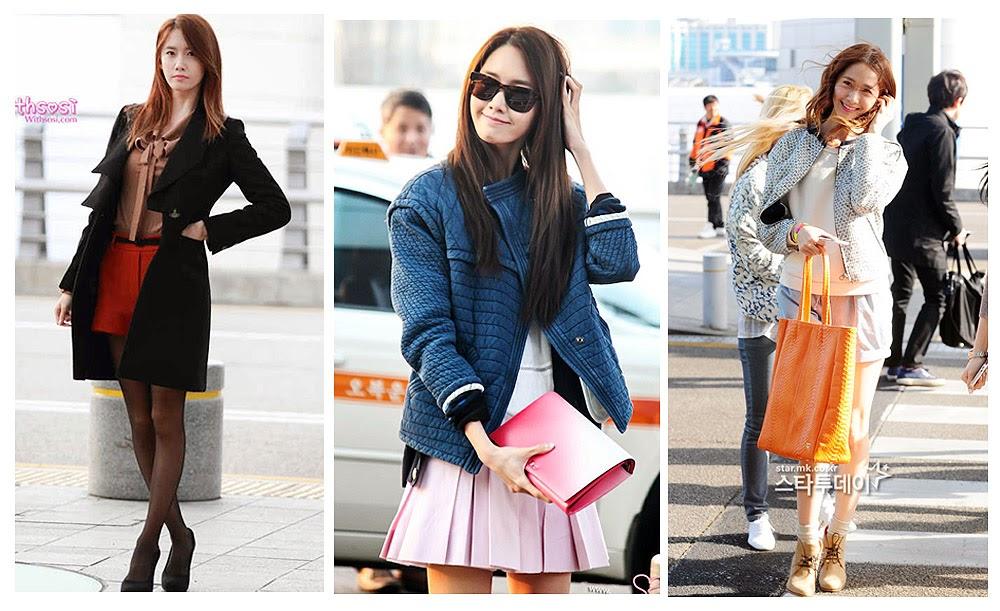 Sasyachi Beauty Diary Girls 39 Generation Airport Fashion Style