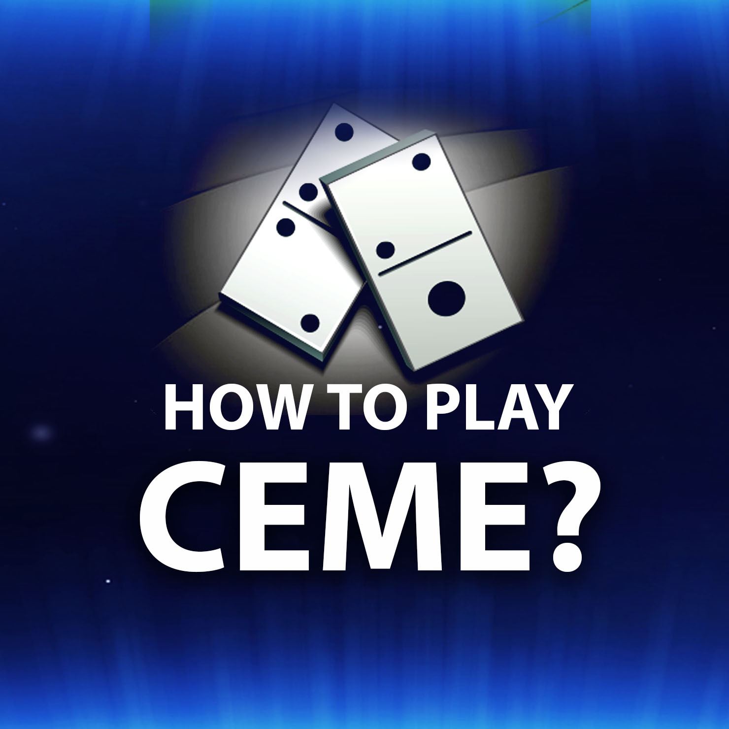 How To Play Ceme