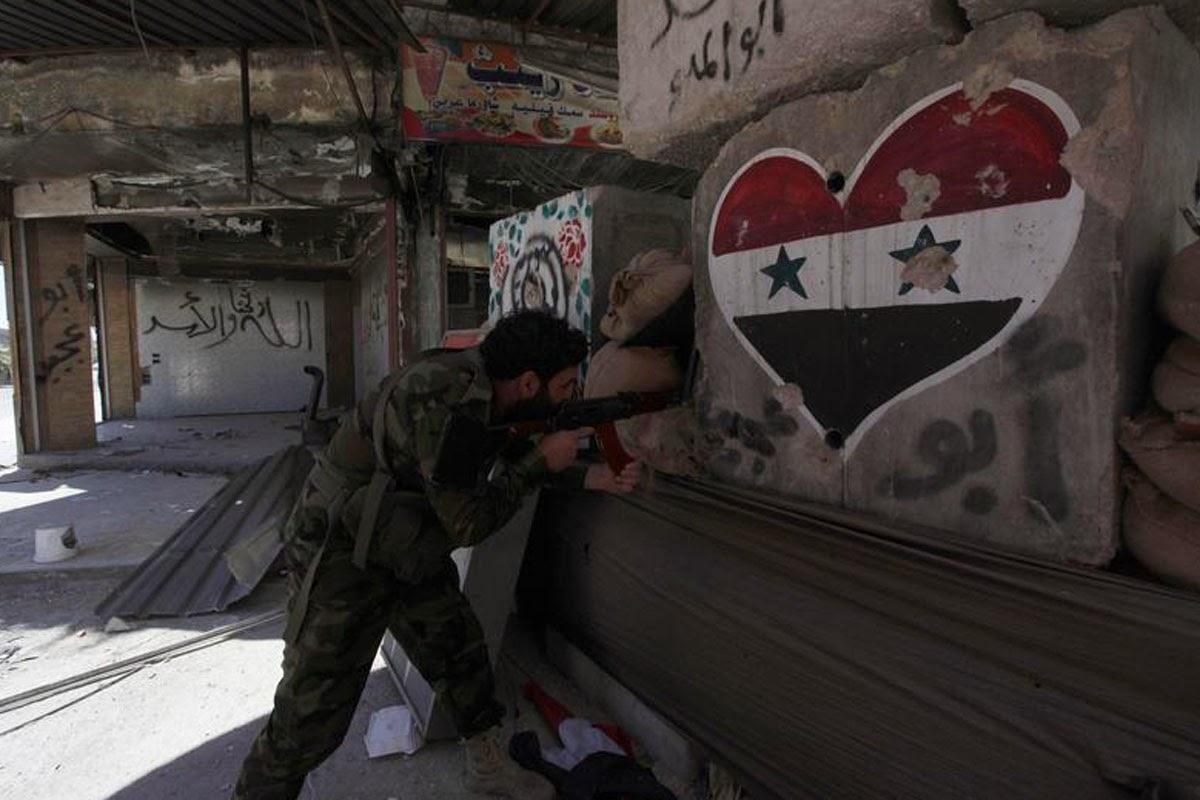 Φτάνει η υποκρισία για τη Συρία
