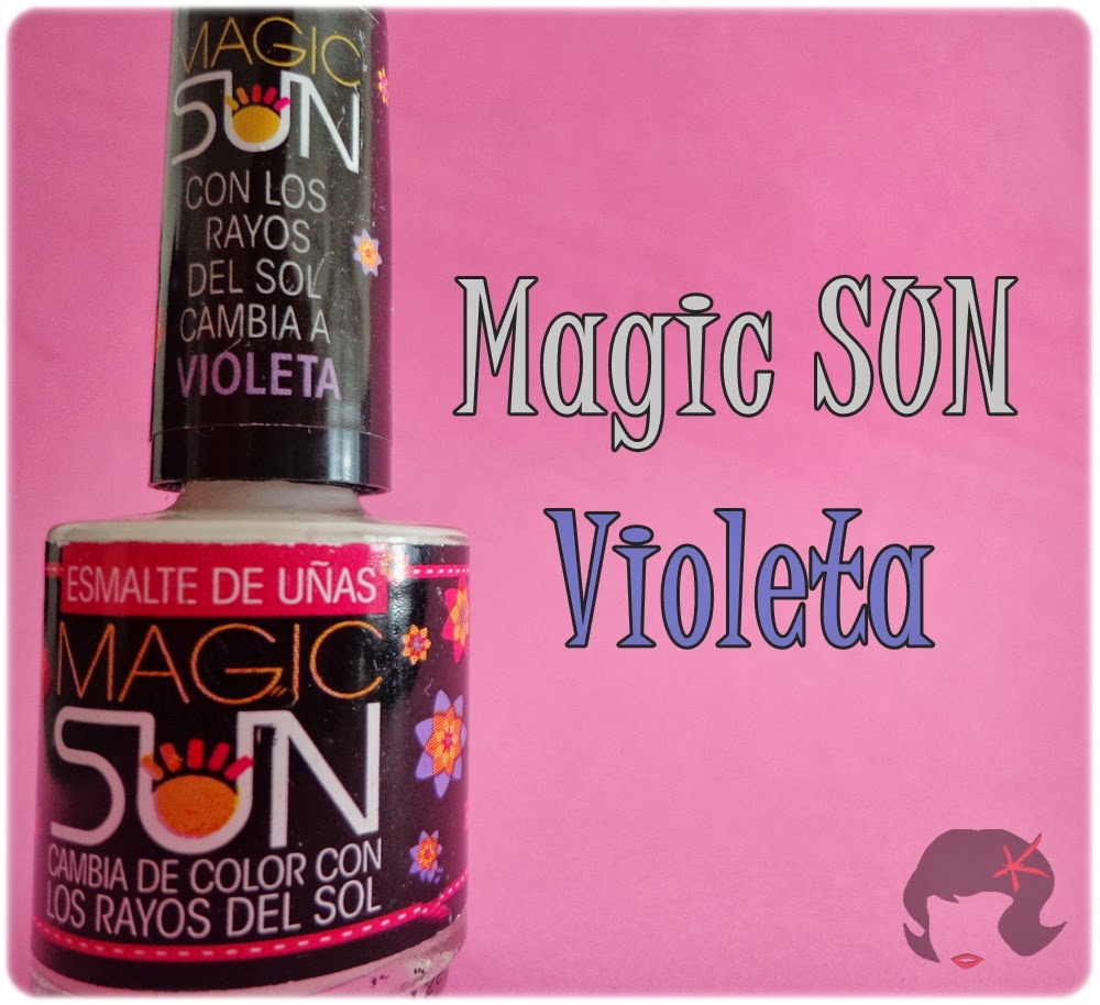 Jactans - Magic Sun Violeta ~ by Gladiola