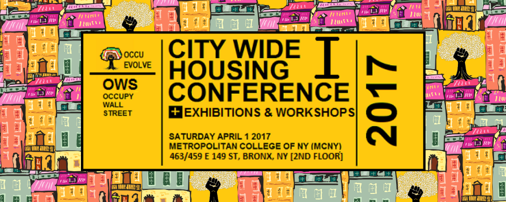 City Wide Housing Conference