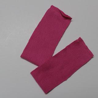 Sew armhole binding