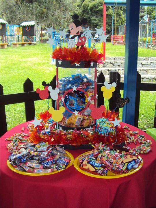 Mariale Eventos: La Casa de Mickey Mouse
