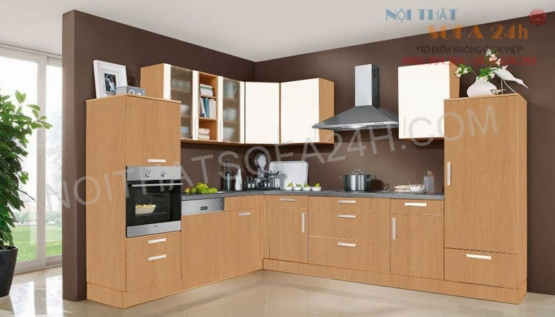 Tủ bếp TB038