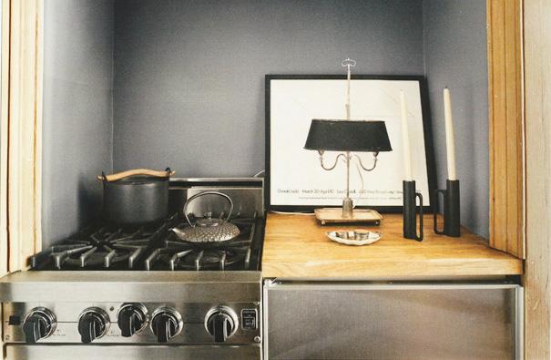BOISERIE & C.: Living Small: miniappartamento monolocale 35 mq ...