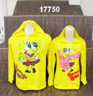jaket-couple-lucu-spongebob