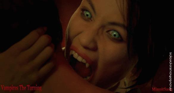 Vampire bite dermals