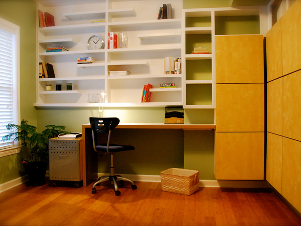 Home Office Storage Ideas: Modern Furniture: 2011 Ideas For Small Spaces Decorating