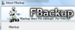 FBackup 5.0 Build 414 Free Download
