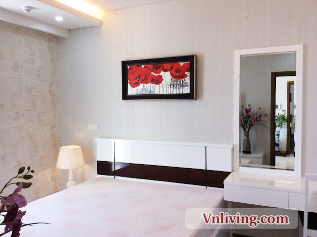 Bedrooms in 2 bedrooms Thao Dien Pearl
