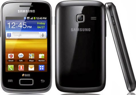 ... country or region, can be flashed on any Galaxy Y Duos GT-S6102 model