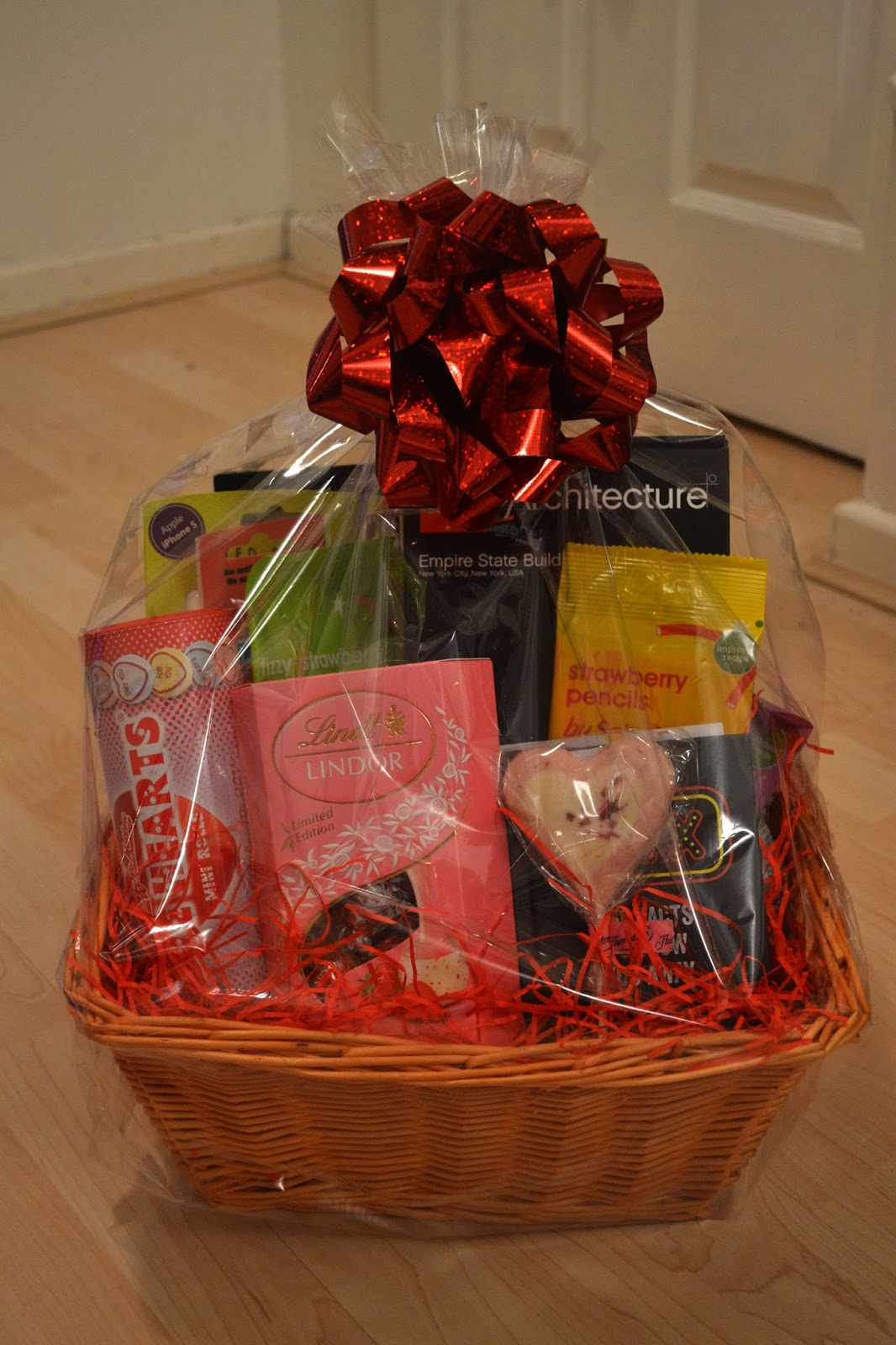 Homemade Valentine S Day Gift Hamper Blonde Ambition