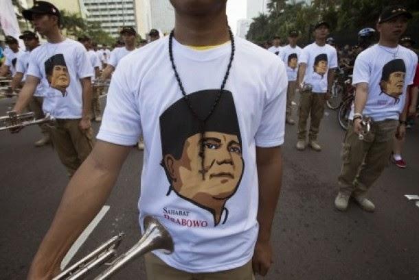 Pendukung Prabowo Deklarasikan Gerakan Sahabat Prabowo