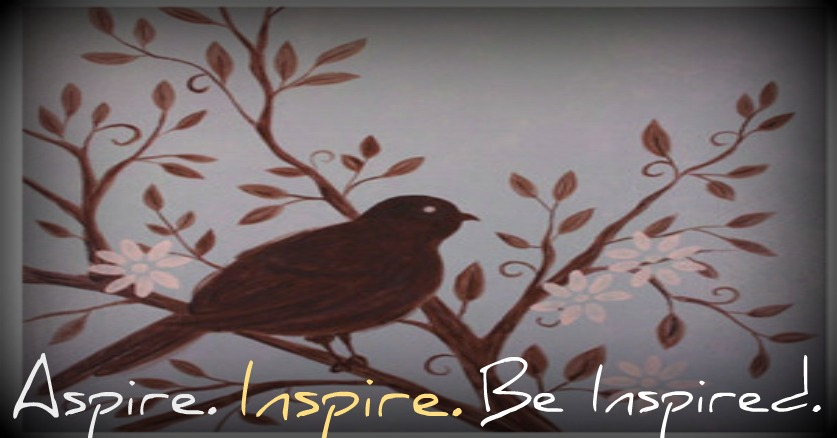 Aspire. Inspire. Be Inspired.