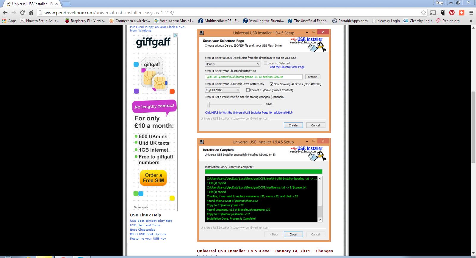 Как сделать загрузочную флешку в линукс