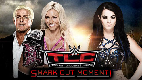WWE Tables Ladders Chairs 2015 event results Divas Championship