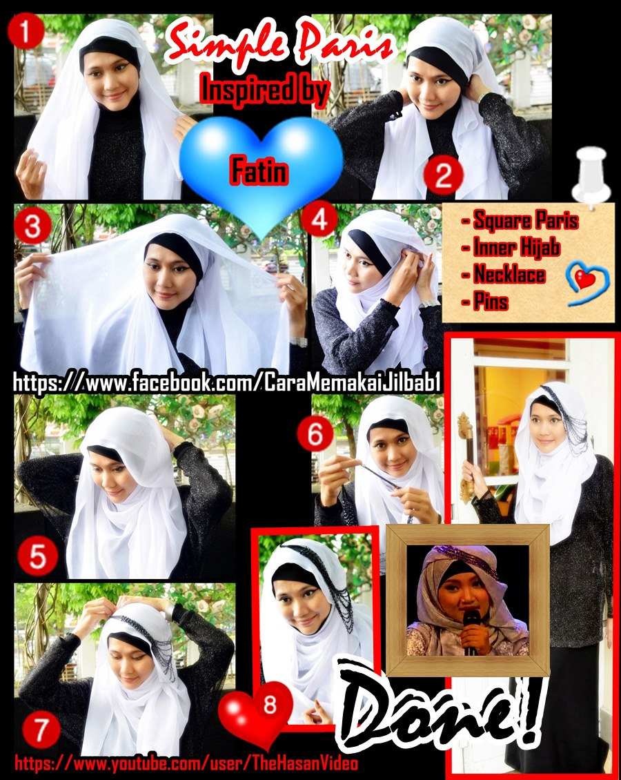 May 2013 Kumpulan Tips Trik Dan Tutorial Hijab Model Terbaru