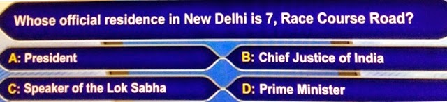 KBC Registration Question No 09 Dated 13th May 2014