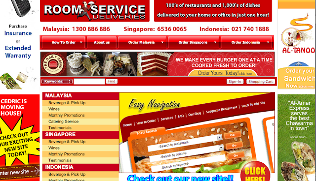 food, cuisine, delivery, gourmet, Kuala Lumpur