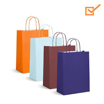 semprepronte: borse e shopper di carta per i tuoi regali di natale
