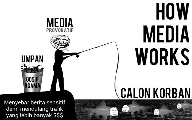 """Fenomena Media Indonesia yang """"Asal-Asalan"""" Menulis Berita"""