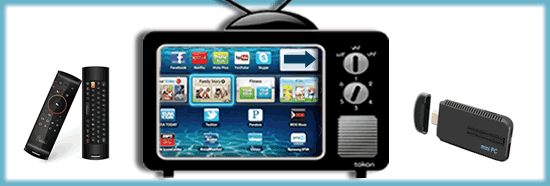 Transformar tv em smart tv