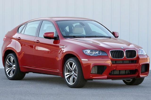 2010 BMW X6 M Front Exterior