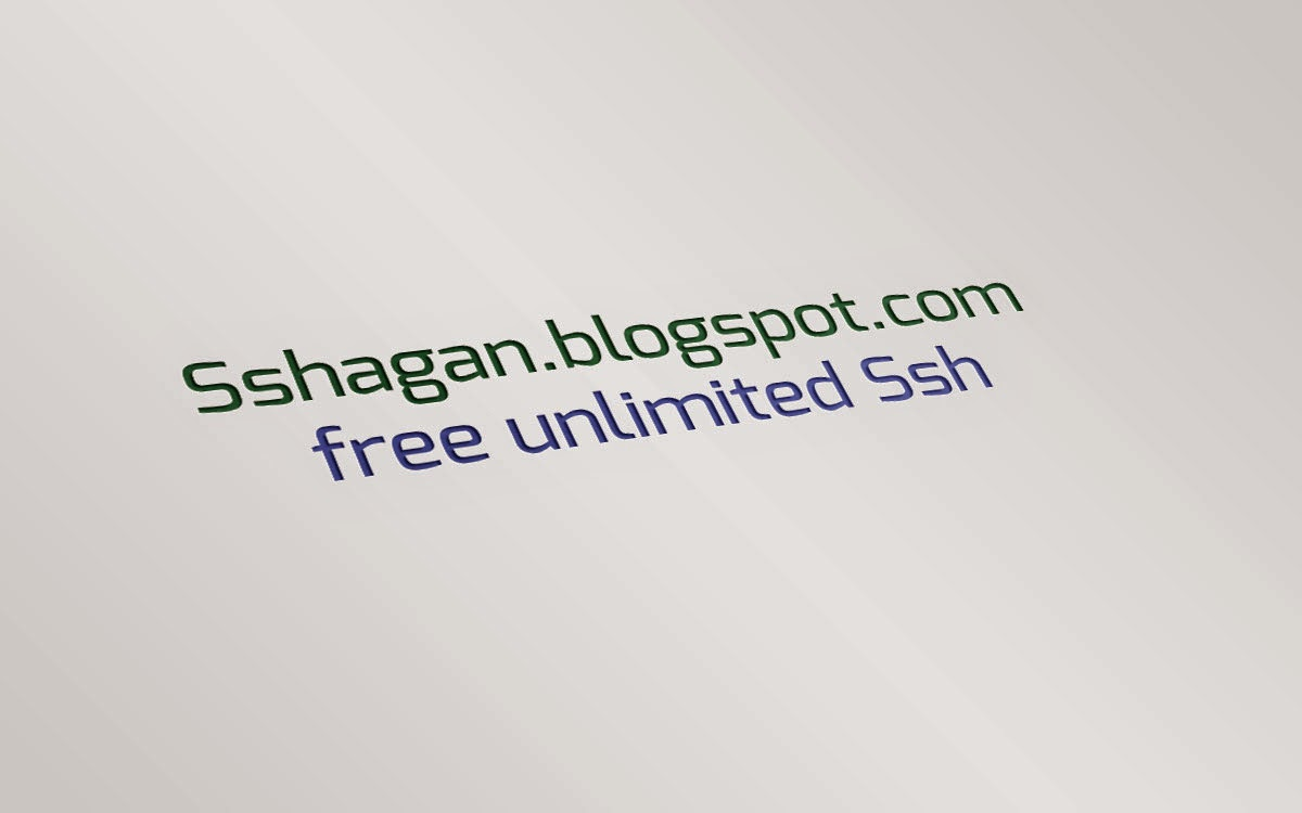 ssh gratis 15 september 2014