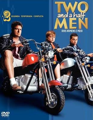 Dois Homens e Meio 2ª Temporada (2004) Blu-Ray 720p Download Torrent Dublado
