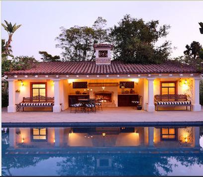 Fachadas de casas fachadas casas campestres for Fotos de piscinas campestres