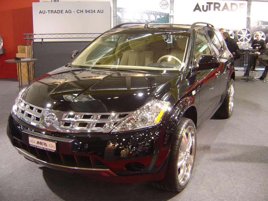 Nissan Murano Pictures on Nissan Murano Cooling System