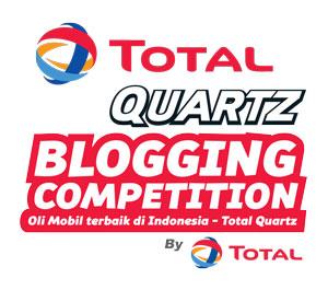 Total Quartz Blogging Competition