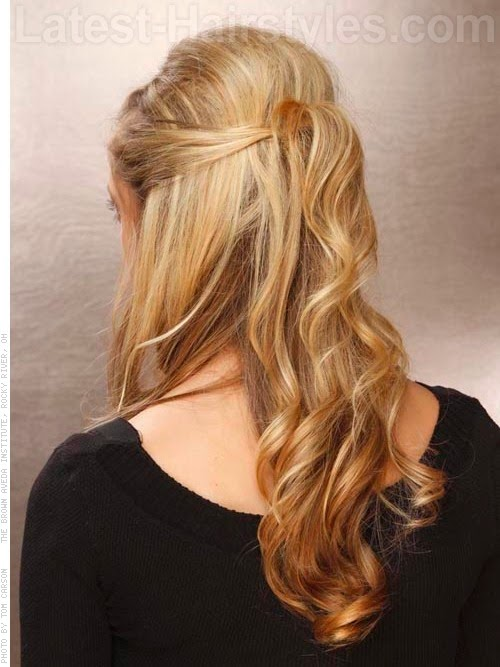 Homecoming Hairstyles Hairstyles For Women